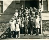 Fatttihuusin koulu 1.luokka
